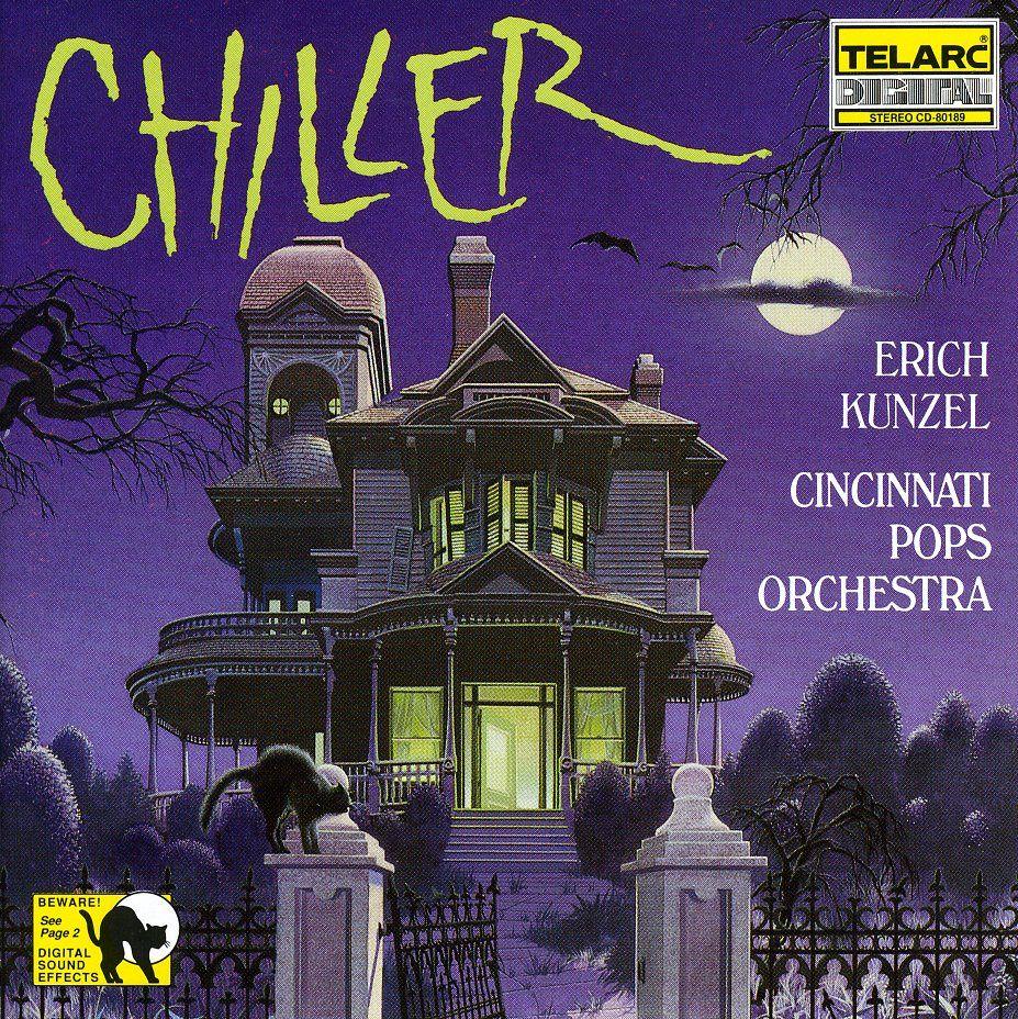 CHILLER - Erich Kunzel - Cincinnati Pops Orchestra | Music ...