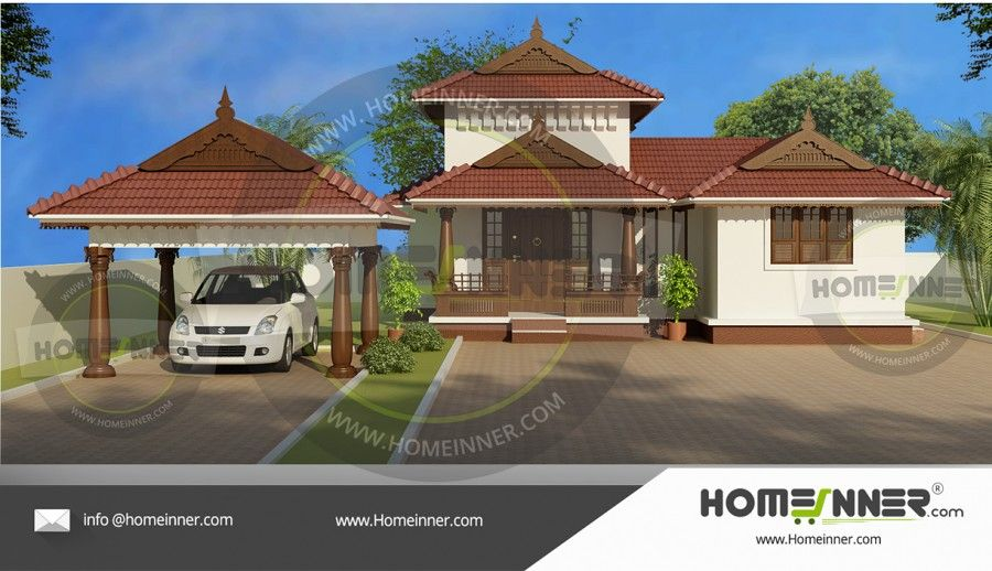 Indian home design 960 sq ft 2 bedroom 2 bath 1 floor malvernweather Images
