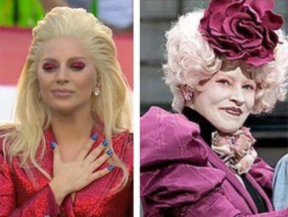 Lady Gaga Super Bowl National Anthem Performance Memes ...