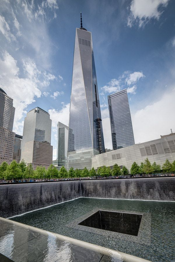 One World Trade Center And 9 11 Memorial This Was Very Emotional