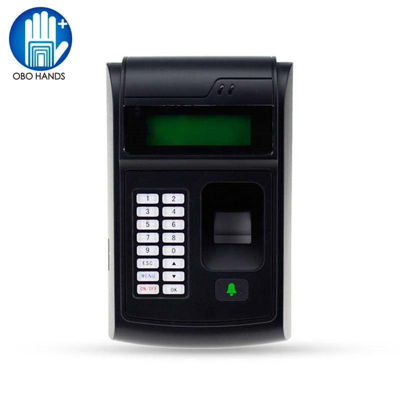 2000 users biometric fingerprint pin code door lock access