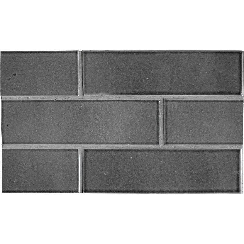 Perfect Storm Gloss Ceramic Tiles 2 1 8x7 1 2 Country Floors Of America Llc Ceramic Tiles Glazed Brick Perfect Storm