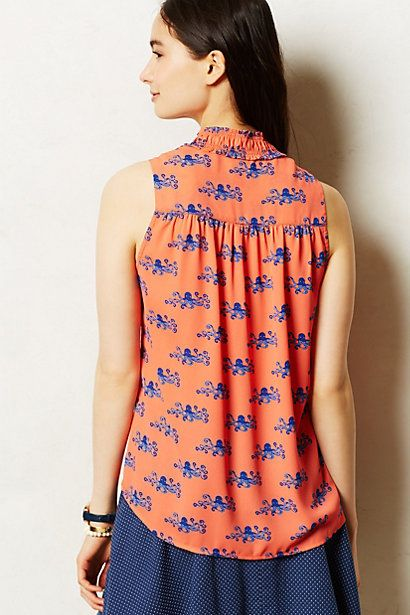 Fitz Tank - anthropologie.com