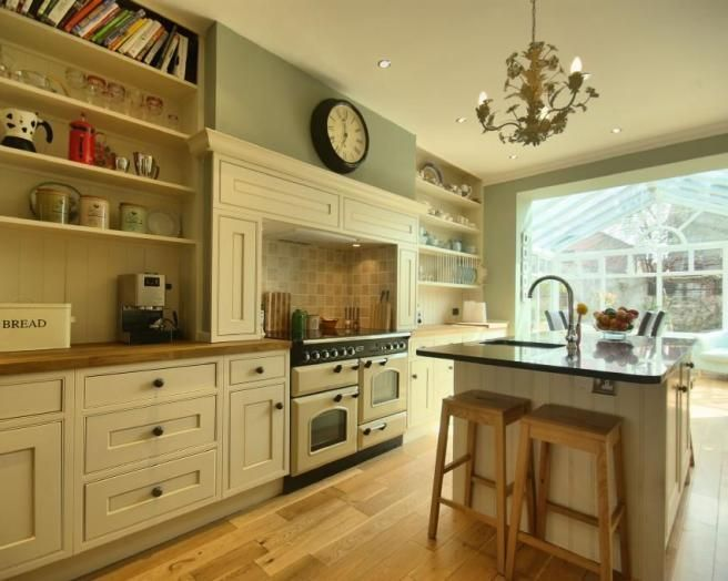 wall colour   Home ideas   Pinterest   Country kitchen designs, Wall ...