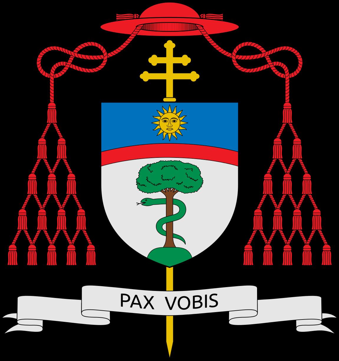 Antonio Benedetto Antonucci Wappen