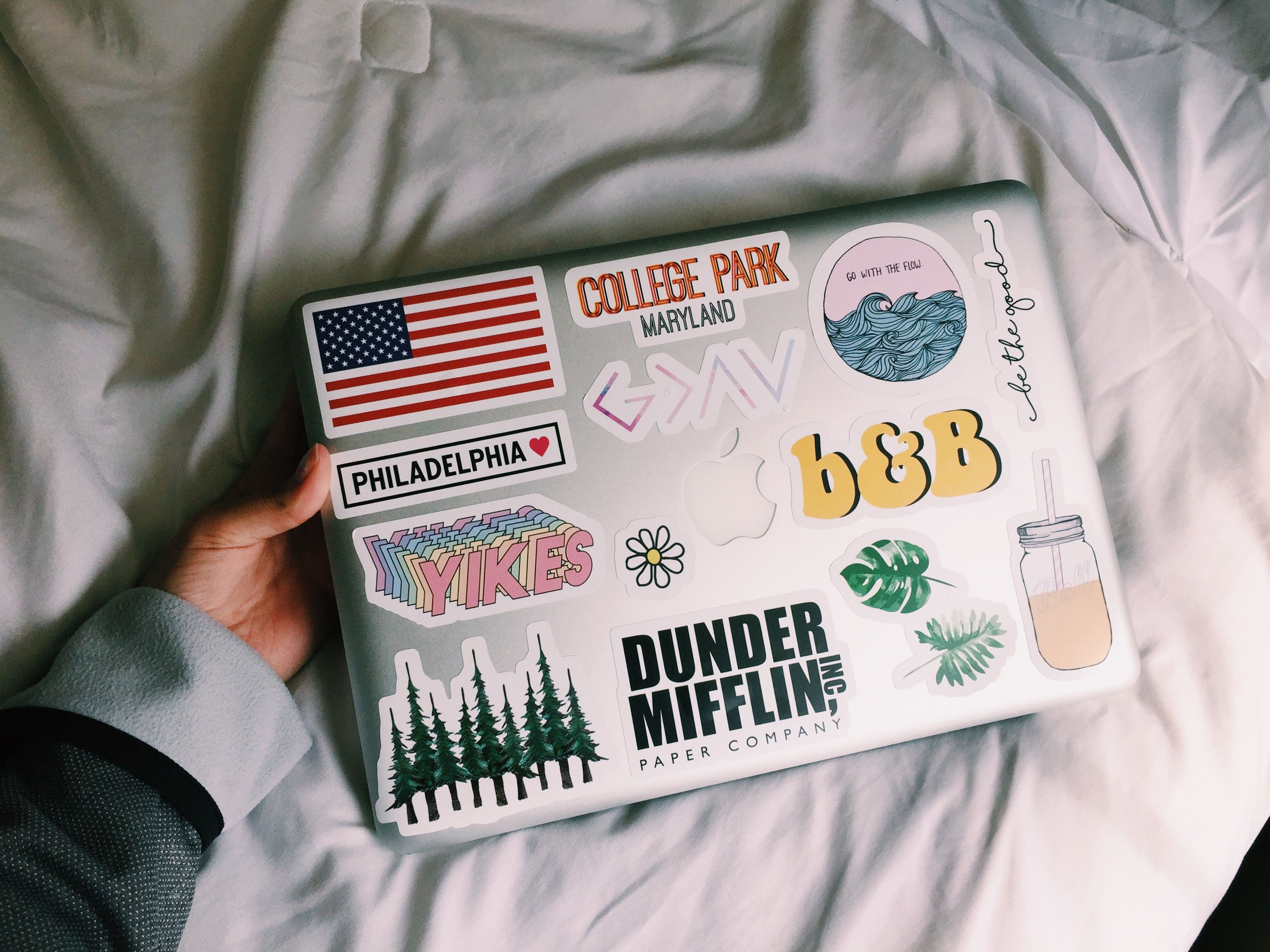 Stickers Macbook Vsco Pinterest Mayah Silio With