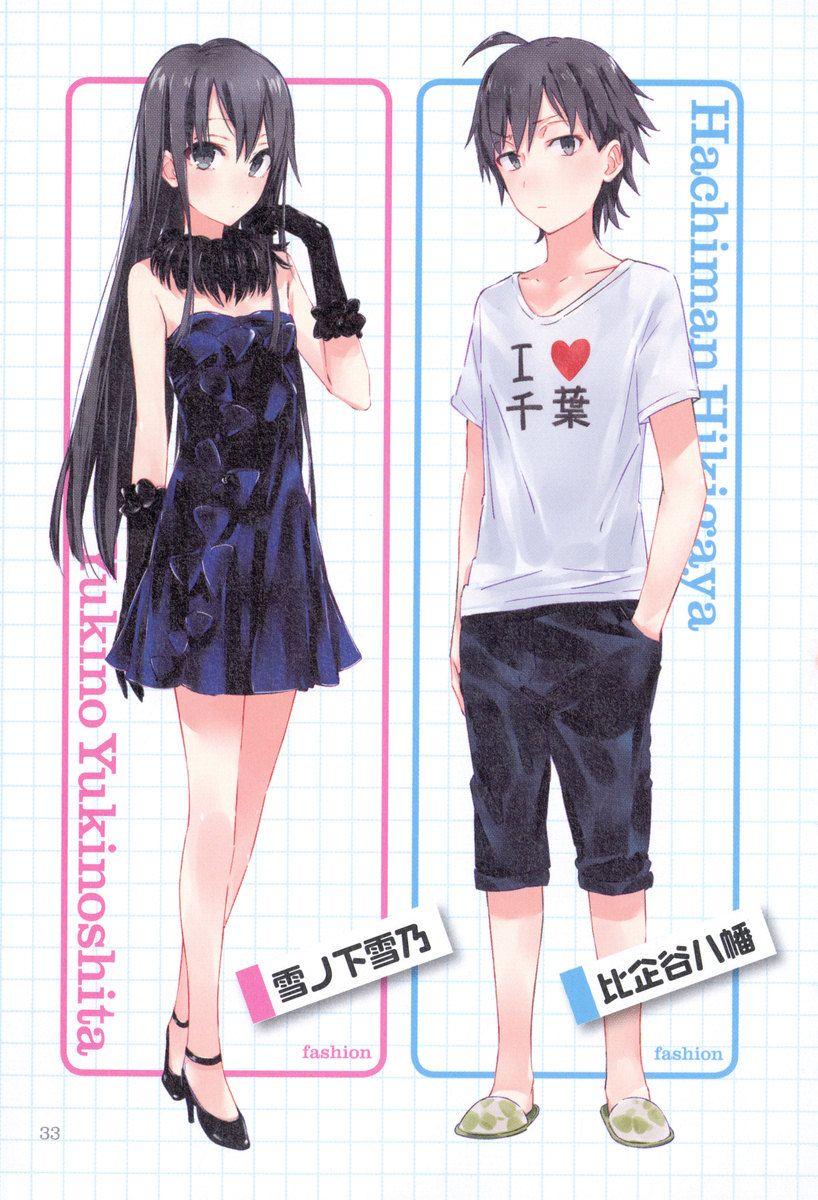 Licensed Yahari Ore no Seishun Love Come wa Machigatteiru. - Page 251