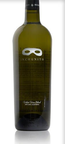 Incognito White Wine Blend With Hints Of Apricot Delicious Halloween Wine Print Wine Labels Wine Label