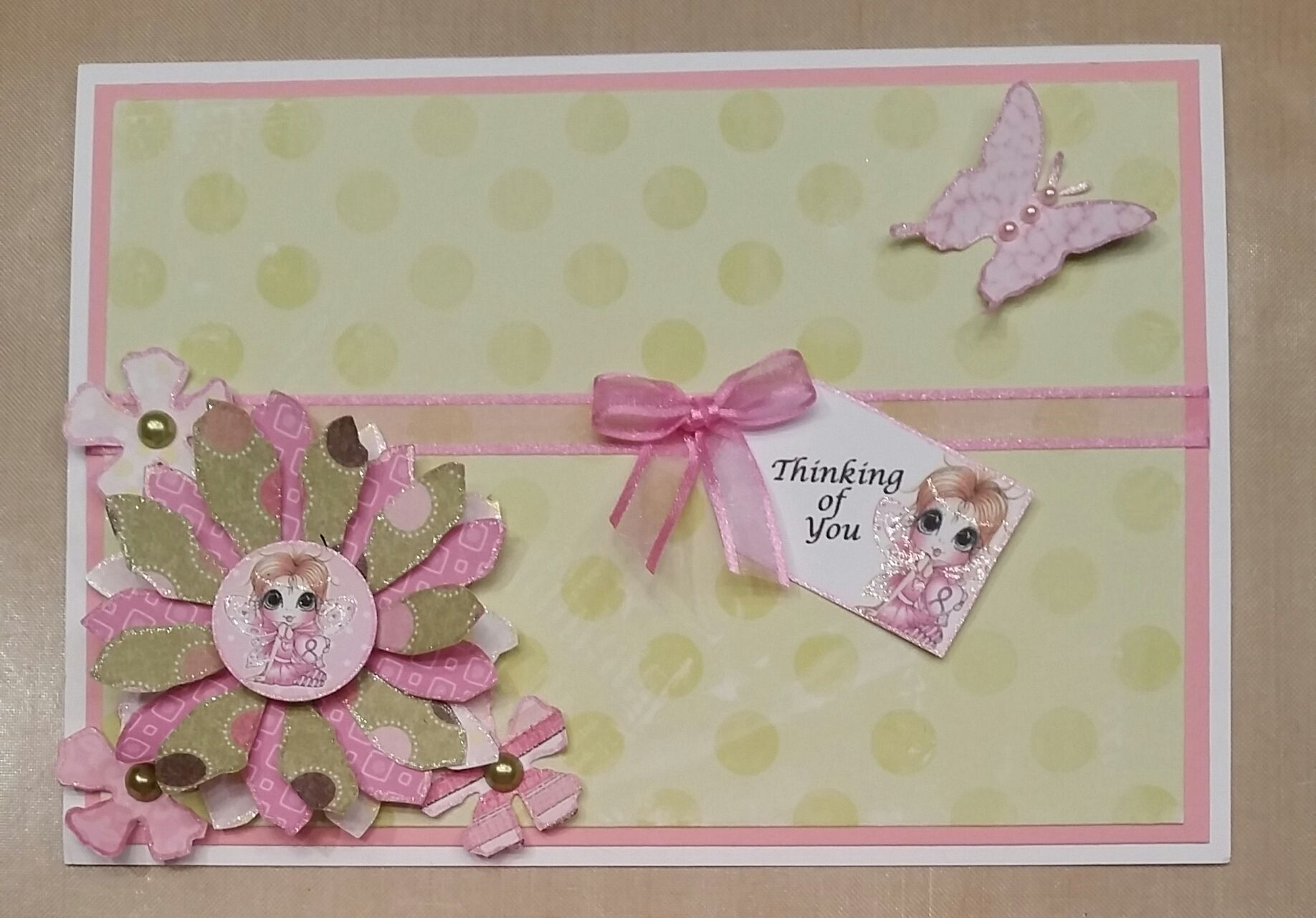 Everyone needs to use their scraps....and every piece of paper and cardstock used for this card were scraps :)