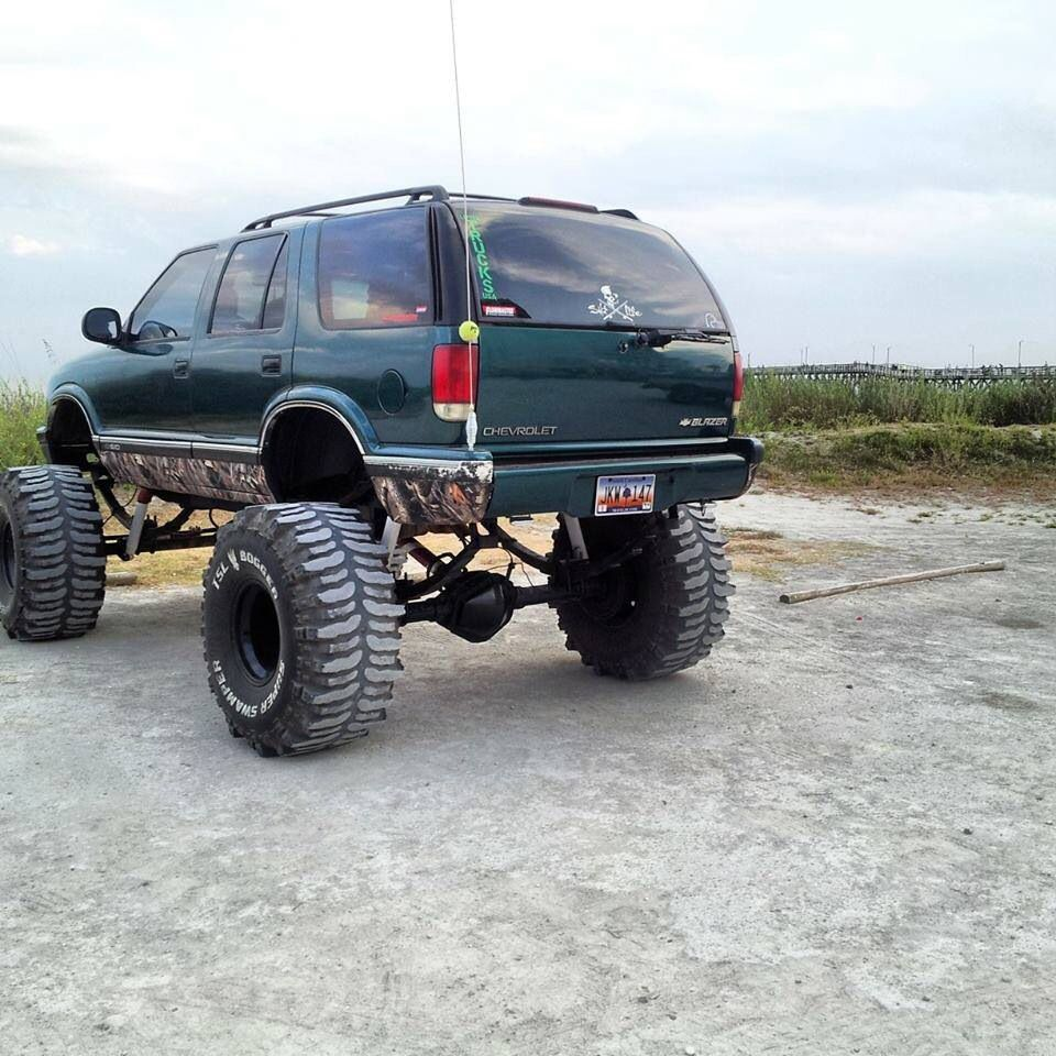 Silverado 1996 chevy silverado accessories : Chevy trail blazer | Trucks | Pinterest | 4x4, Chevrolet and Chevy s10