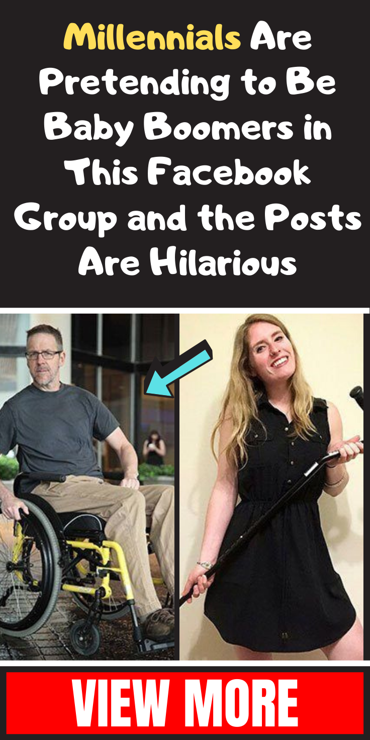 Millennials Are Pretending To Be Baby Boomers In This Facebook Group And The Posts Are Hilarious Millennials Generation Millennials Vs Baby Boomers Millennials