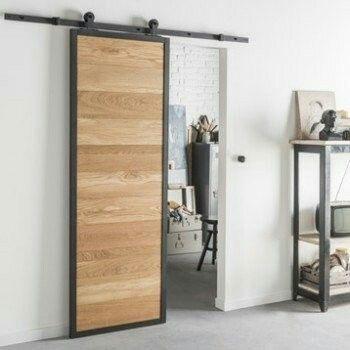 Porte indus Leroy Merlin R2 Pinterest - porte garde robe coulissante mesure