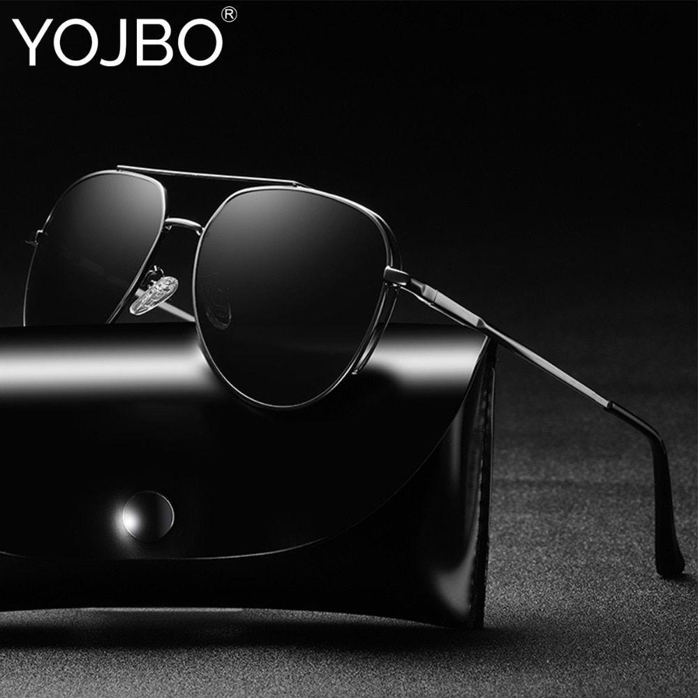 c2ad2956daa1e YOJBO Classic Pilot Driving Polarized Sunglasses Men Women Brand Designer Eyewear  Mirror UV400 Vintage Male Sun Glasses Oculos  алиэкспресс  aliexpress