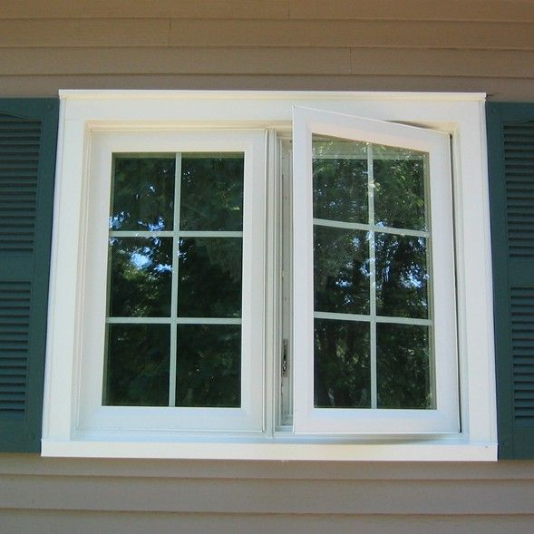 Double casement windows google search for the home for Replacement casement windows