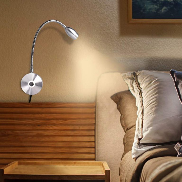 Top 10 Best Bed Reading Lights In 2020 Bed Reading Light Cool