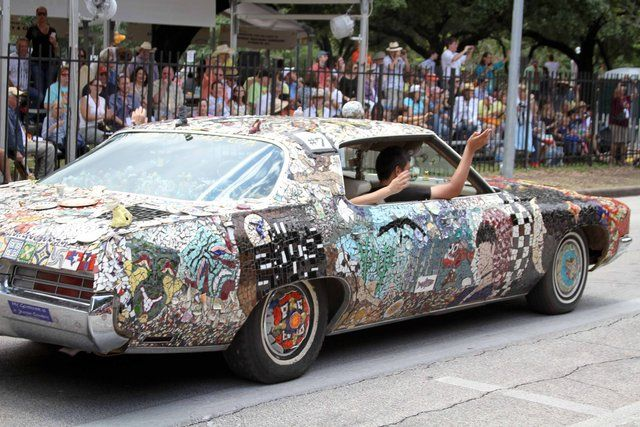 Houston Art Car Parade Schipul Web Design Tendenci Website Photos by Forrest Purser -13