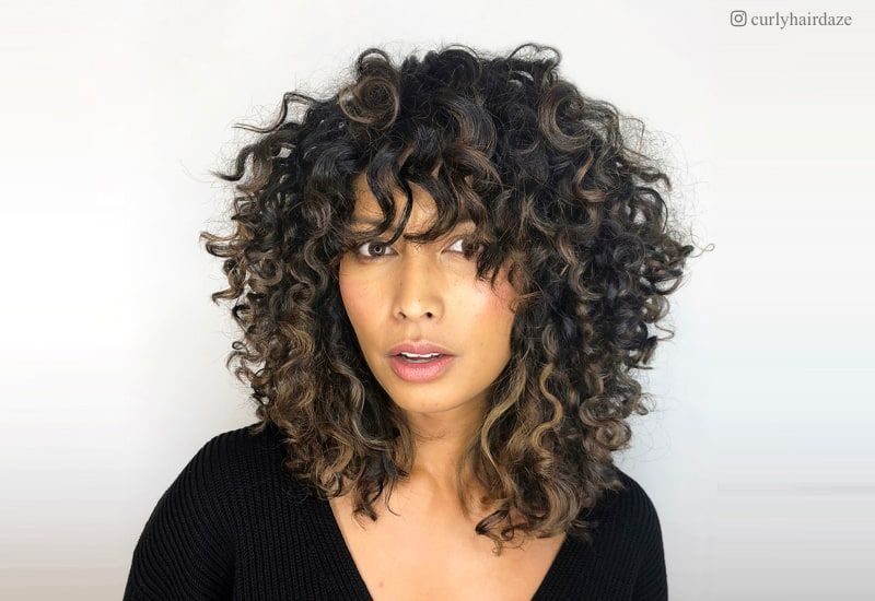 Top 10 Layered Curly Hair Ideas For 2020 Natural Curls Hairstyles Layered Curly Haircuts Layered Curly Hair