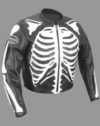488040d25e97 Vanson Leathers Inc. - Detail1 - BONE - BONES - Mens - - Vanson Leathers  Inc.