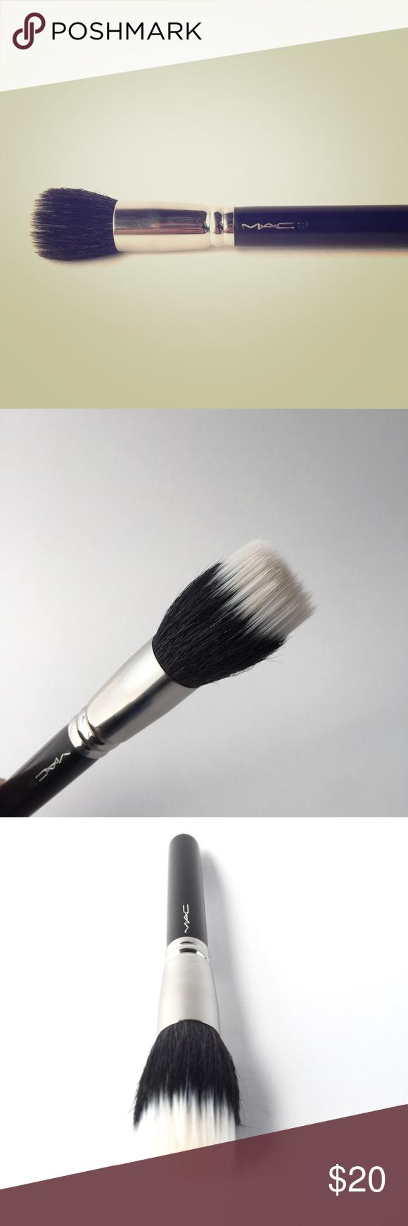 Mac stippling brush in 2020 Tinted moisturizer