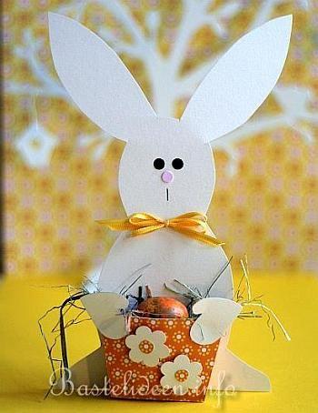 Ostern geschenkkorb