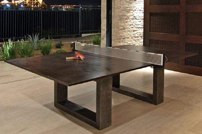 Great Looking Outdoor Ping Pong Table Google Search