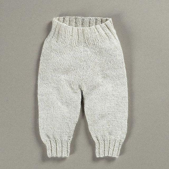Ravelry: Bukser i glatstrik pattern by Susie Haumann | Knitting For ...