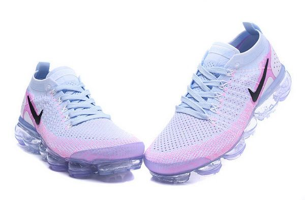 buy popular 018fb cf760 Nike Air Vapormax Flyknit 2 Mens 2018 Running Shoes Hydrogen Blue Pink  942843-102