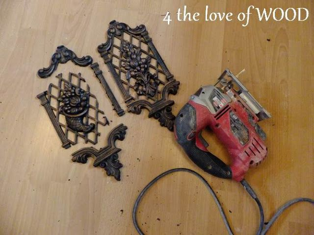 wood furniture appliques. 4 The Love Of Wood: FURNITURE APPLIQUES - Trumeau Mirror- Find Old Plastic Pieces Wood Furniture Appliques