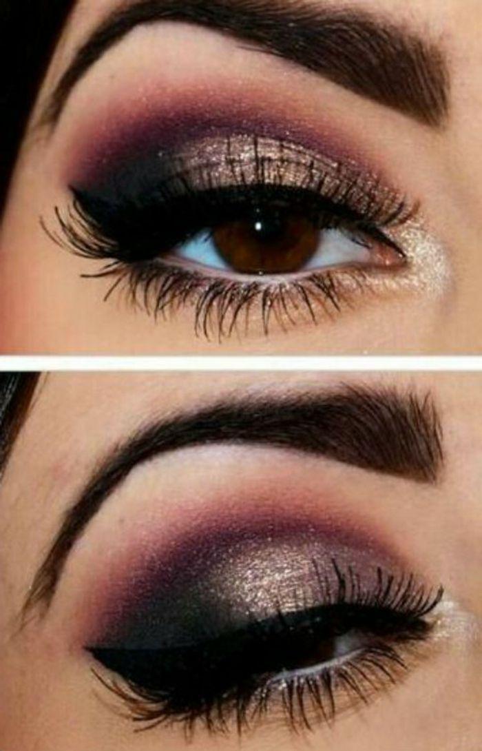 ▷ 1001+ ideas de maquillarse los ojos ahumados más instrucciones