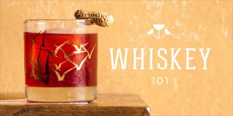 Whiskey 101 Cocktail Tasting Event & Seminar during the ...