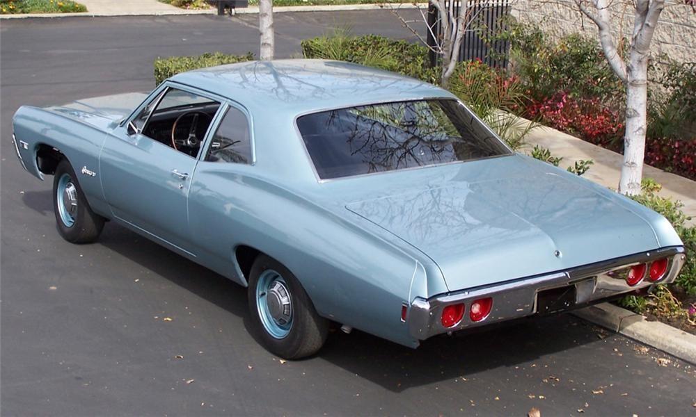 1967 chevy biscayne 2 door