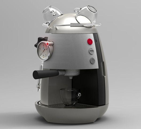 Dualit Vario Espresso Machine Uncrate コーヒーメーカー コーヒー
