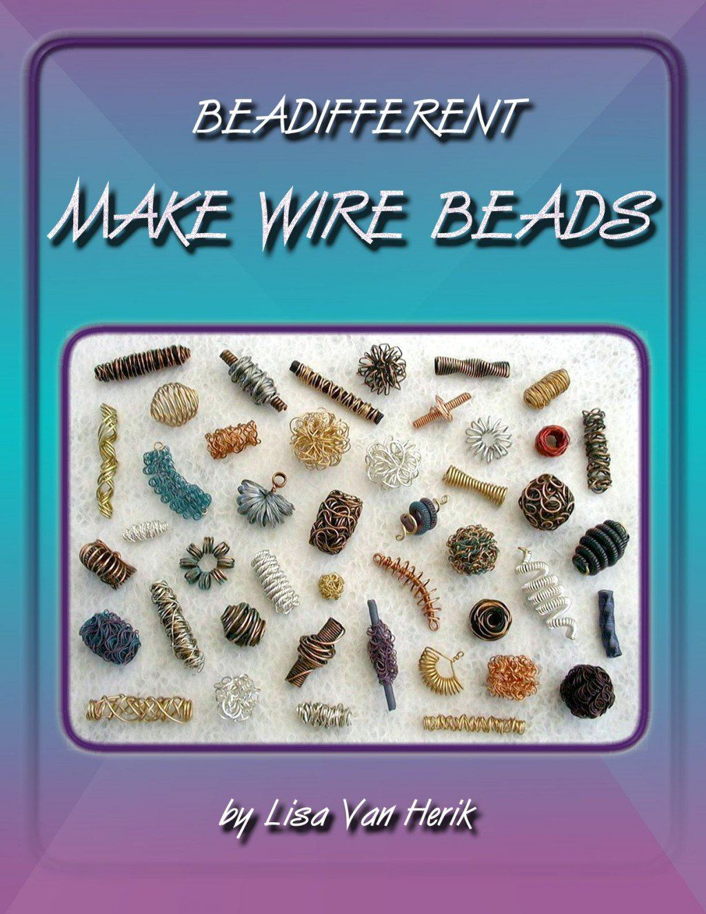 A Different Way To Start Making Wire Jewelry | Wire wrapping and Beads