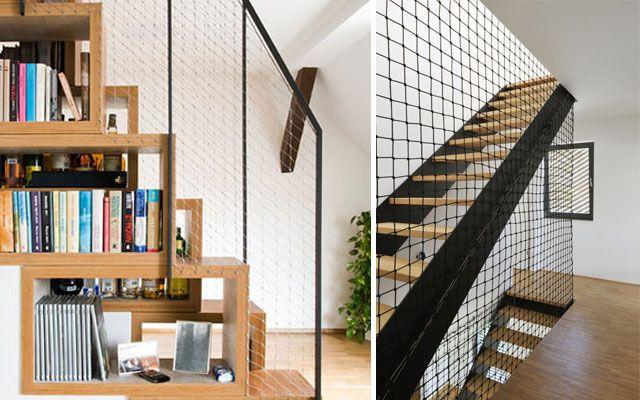 Decofilia blog pasamanos modernos para escaleras de - Pasamanos de escaleras interiores ...