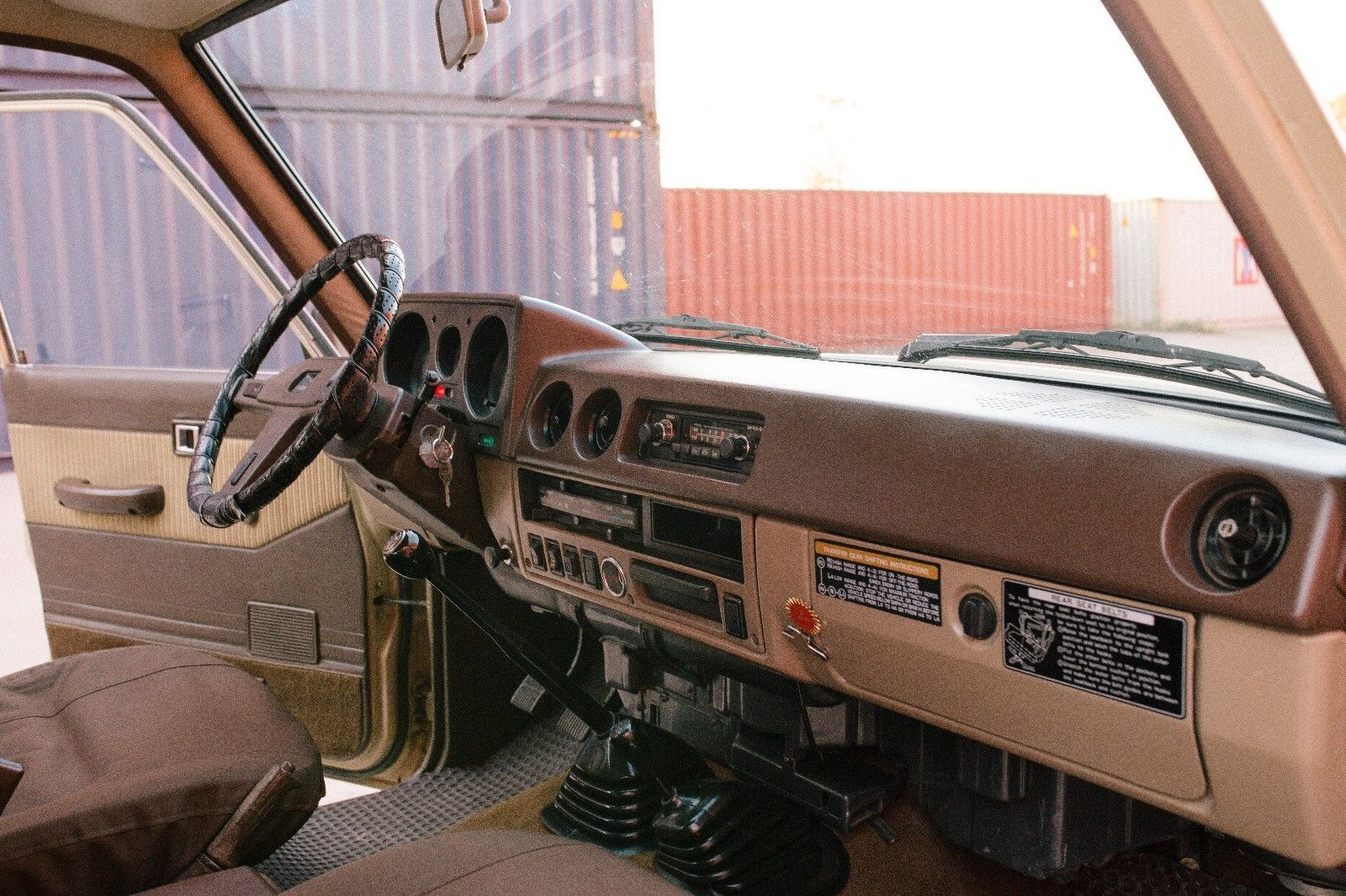 1984 Toyota Land Cruiser 4x4 Collector Low Miles Orignal Ebay Orignal