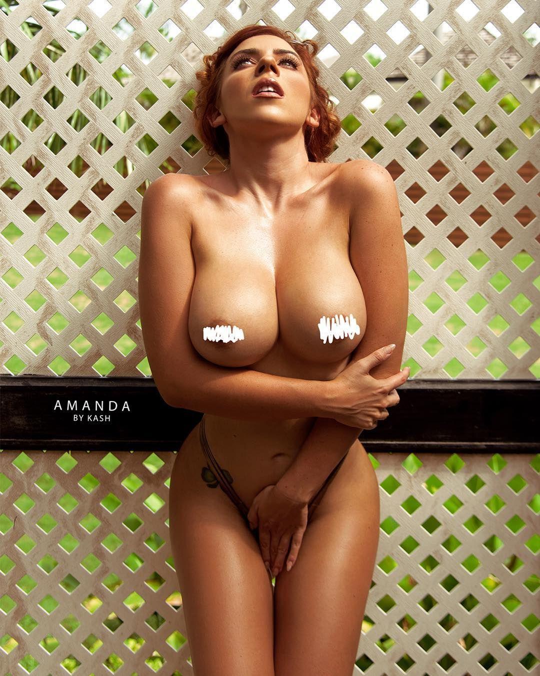 Amanda Nicole Nude pin on beauties