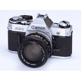 Canon AE1 (AE-1) - Appareil photo reflex (SLR)
