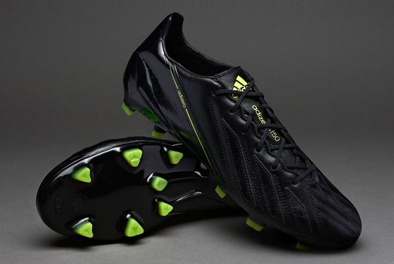 adidas Football Boots - adidas adizero F50 TRX FG Leather - Firm Ground -  Soccer Cleats
