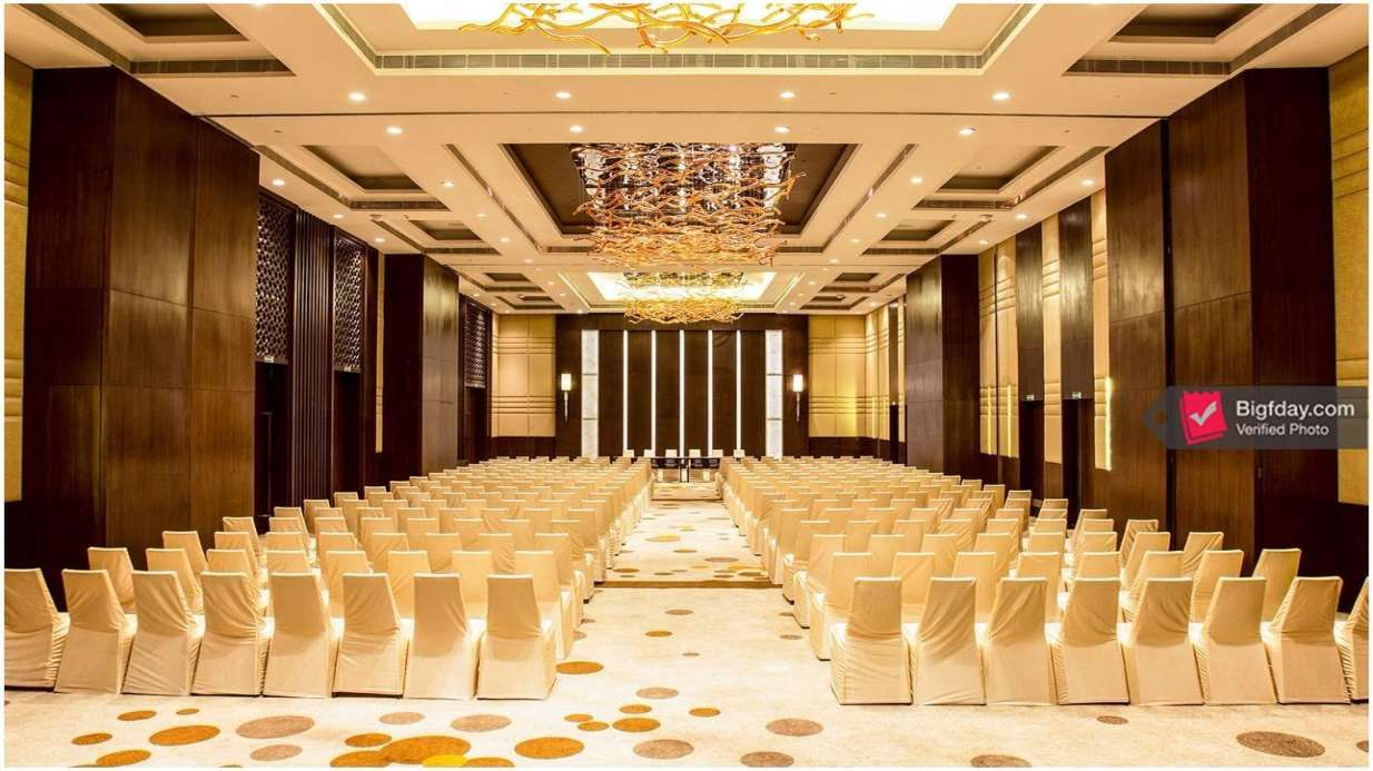 Banquet Hall At Inspire The Westin Chennai Velachery In Velachery Chennai Book Your Space Online At Bigfday Review And Save Banquet Hall Party Hall Hotel