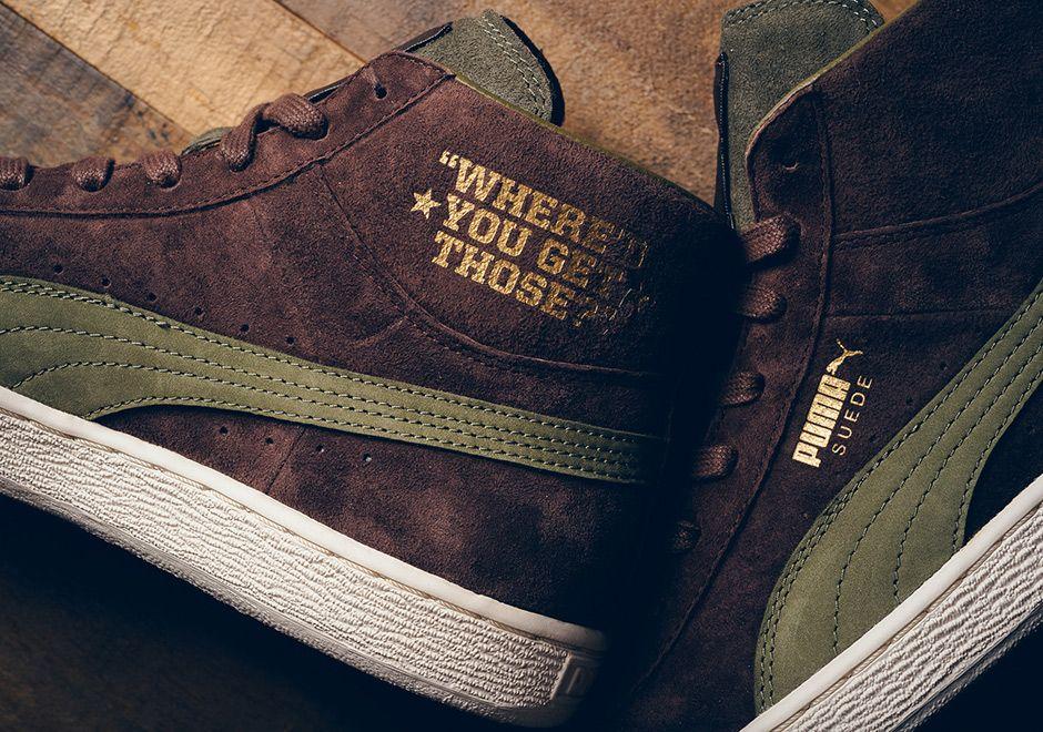 Sneakers Addicted: PUMA SUEDE BOBBITO GARCIA | Zapatillas