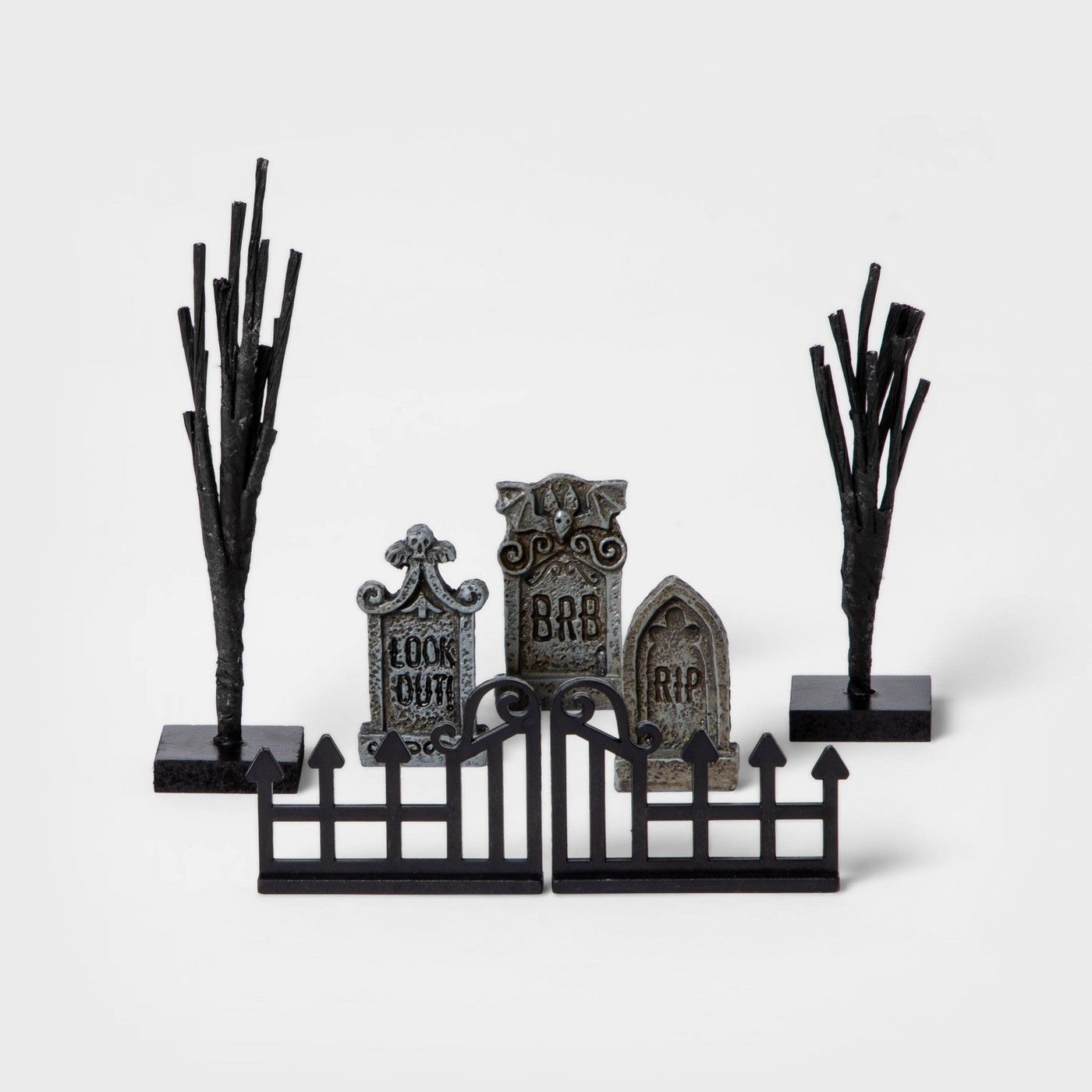 Halloween DIY Mini Graveyard Fairy Garden Set Hyde & EEK