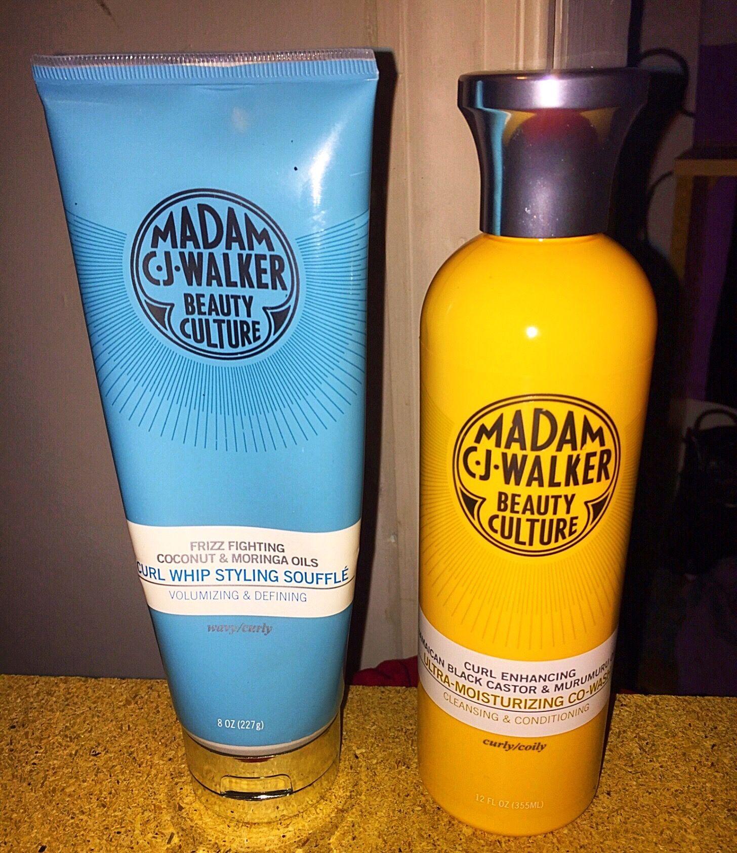 Haircare Naturalhair Madamecjwalker Sephora Jamaican Castor Oil Madam Cj Walker Natural Hair Styles