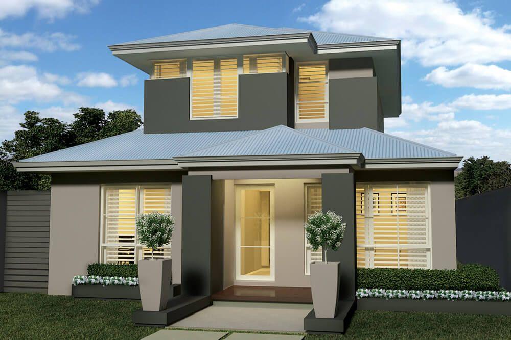 The bordeaux  double storey home design perth wa ben trager homes also rh pinterest
