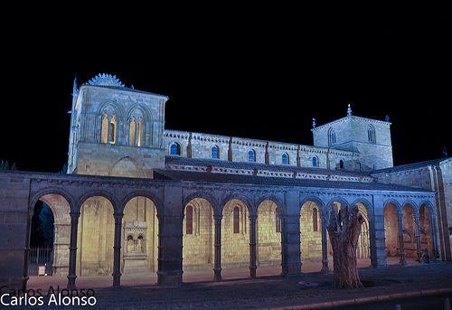 Basílica De San Vicente Avila San Vicente Basilica Avila
