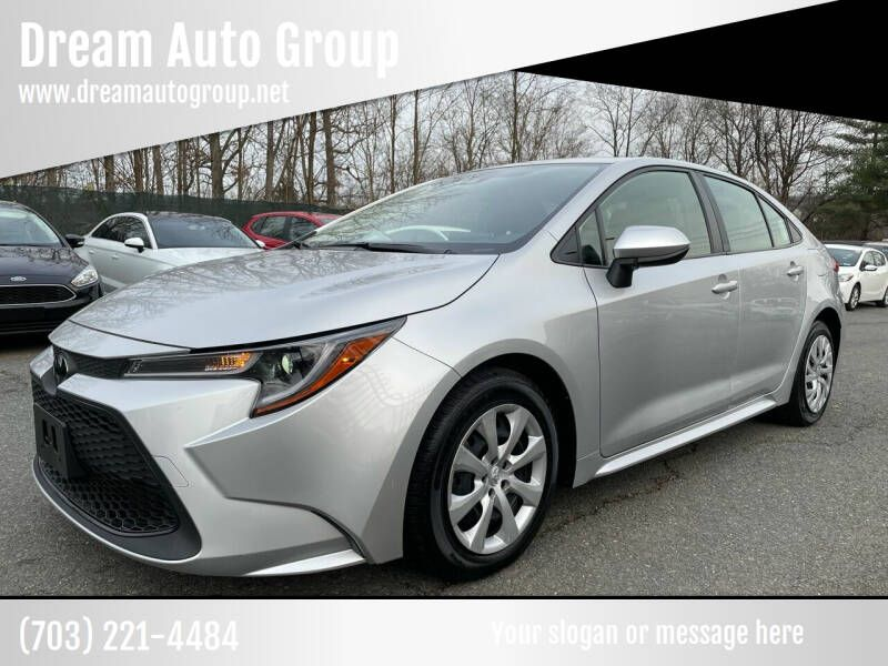 This 2020 Toyota Corolla Le Is Listed On Carsforsale Com For 14 495 In Dumfries Va In 2021 Toyota Corolla Toyota Corolla Le Corolla Le