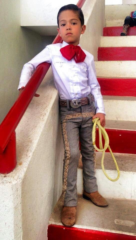 Image Result For Charro Outfit For Boy | Cumple ...