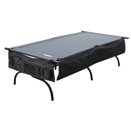 Gander Mountain Tracker Extreme Cot With Cargo Pockets