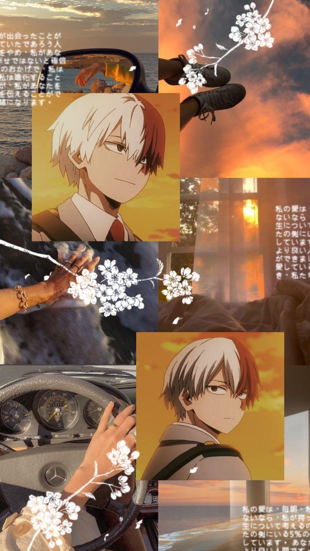 Shouto Todoroki I Finished Like 2 Seconds Ago Bokunoheroacademia Cute Anime Guys Anime Wallpaper Cute Wallpapers