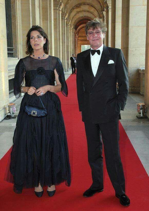 Princess Caroline And Her Third Husband Prince Ernst August Of Hanover Princess Caroline Of Monaco Princess Caroline Queen Dress