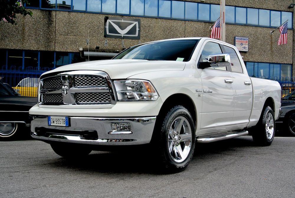 Dodge Ram Usato Vallistore Auto Fuoristrada